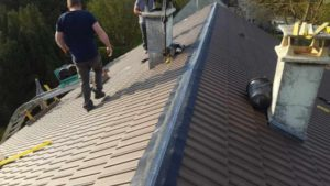 Réparation fuite sur toiture Ozoir la Ferrière