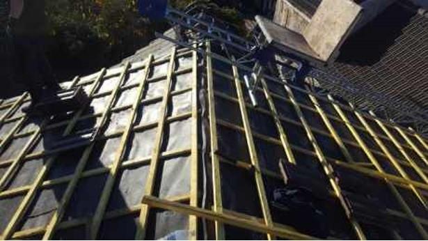 Rénovation de toiture 77