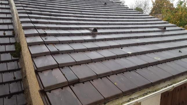 Réparation toiture 77